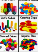 Math Manipulatives- Pick UP