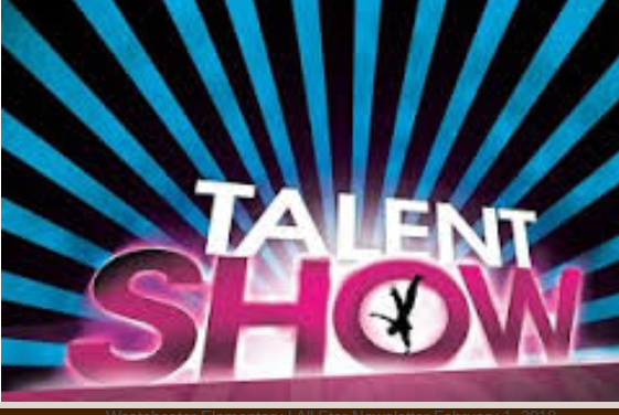 Talent Show! Pictures
