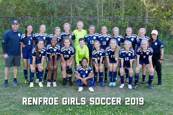 Renfroe Sports Teams / Soccer