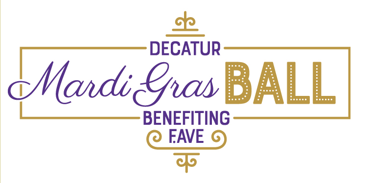 Decatur Mardi Gras Ball Fundraiser