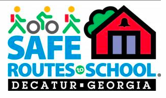 Talley Street Safe Routes To School Map