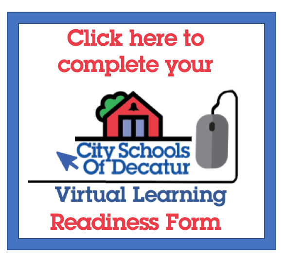 Virtual Learning Readiness Form