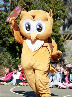 Oakie the Owl